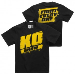 "Kevin Owens ""KO Show"" Youth Authentic T-Shirt"