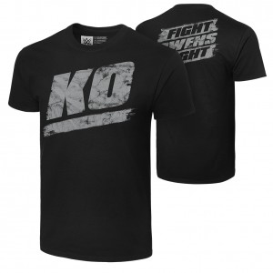 "Kevin Owens ""Fight Owens Fight"" Authentic T-Shirt"
