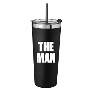 "Becky Lynch ""The Man"" 24 oz. Stainless Steel Tumbler"