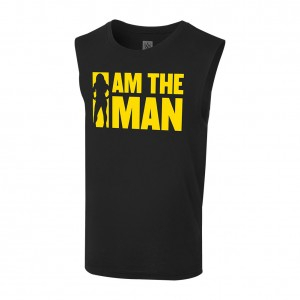 "Becky Lynch ""I Am The Man"" Muscle T-Shirt"