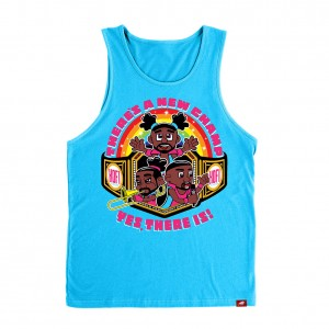 "The New Day ""It's a New Champ"" Sportiqe Tank Top"