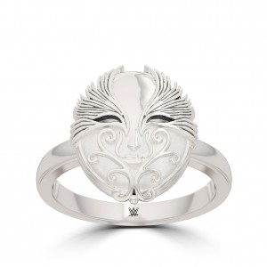 Asuka Bixler Stackable Ring in Sterling Silver