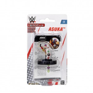 Asuka HeroClix Expansion Pack