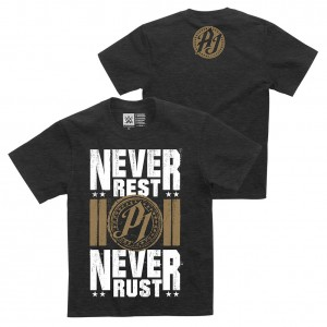 "AJ Styles ""Never Rest"