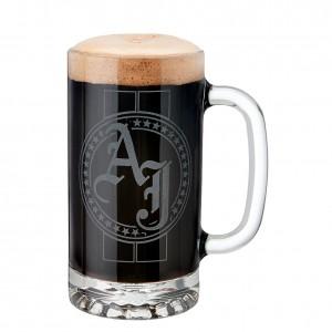 AJ Styles 16 oz. Glass Mug