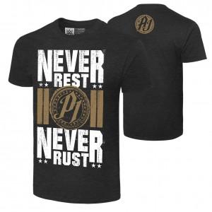 "AJ Styles ""Never Rest"