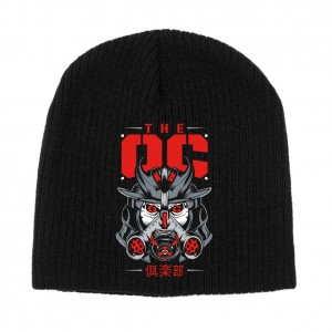 "The Club ""OC"" Knit Beanie Hat"