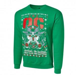"The Club ""The OC"" Ugly Holiday Sweatshirt"