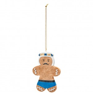 Iron Shiek Gingerbread Ornament