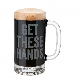 Braun Strowman 16 oz. Glass Mug