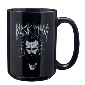 "Aleister Black"" Black Mass"" 15 oz. Mug"
