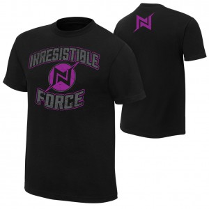"Nia Jax ""Irresistible Force"" T-Shirt"