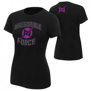 "Nia Jax ""Irresistible Force"" Women's Authentic T-Shirt"