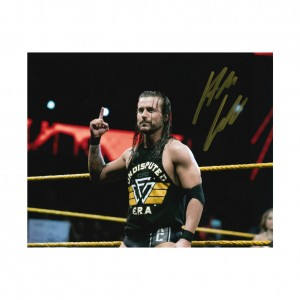 Adam Cole 8 x 10 Autographed Photo