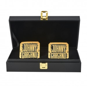 Johnny Gargano NXT Championship Side Plate Box Set