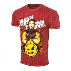 "Johnny Gargano ""Johnny Champion"" Mineral Wash T-Shirt"