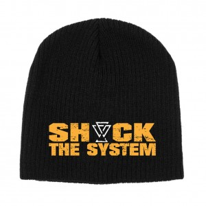 "Undisputed Era ""Shock the System"" Knit Beanie Hat"