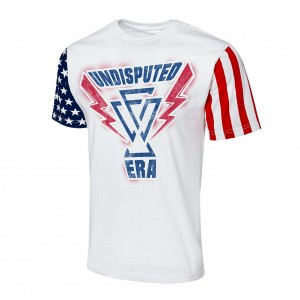 "Undisputed Era ""Stars & Stripes"" Collection T-Shirt"