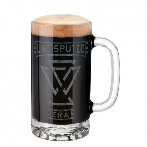 Undisputed Era 16 oz. Glass Mug