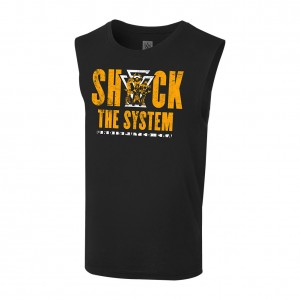 "Undisputed Era ""Shock the System"" Muscle T-Shirt"