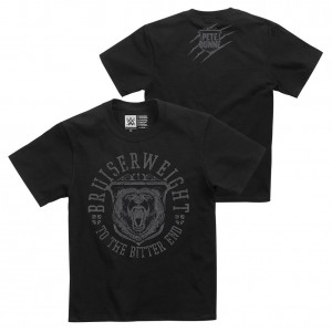 "Pete Dunne ""Bruiserweight Bear"" Youth Authentic T-Shirt"