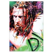"""Triple H 24"""" x 36"""" Poster"""