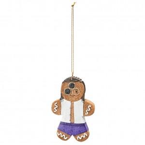 Velveteen Dream Gingerbread Ornament
