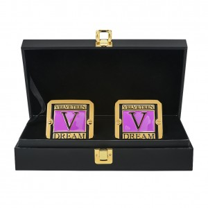 Velveteen Dream NXT Championship Side Plate Box Set