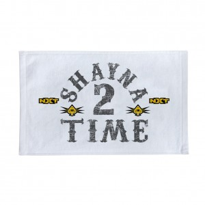 "Shayna Baszler ""Shayna 2 Time"" Superstar Rally Towel"