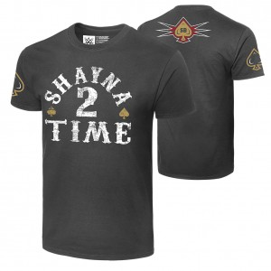 "Shayna Baszler ""Shayna 2 Time"" Authentic T-Shirt"
