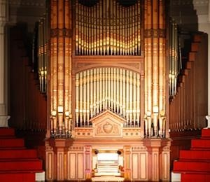 Organ Proms 2020 at Victoria Hall