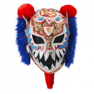 Io Shirai Blue/Red Replica Mask