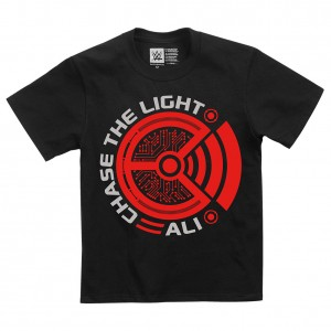 "Ali ""Chase the Light"" Youth Authentic T-Shirt"