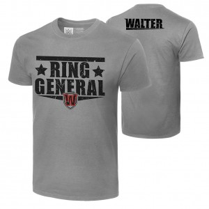 "WALTER ""Ring General"" Authentic T-Shirt"