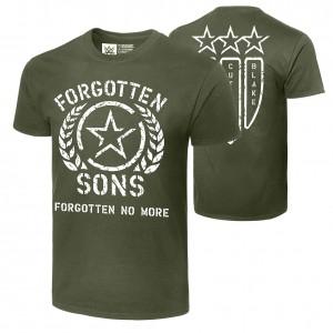 "Forgotten Sons ""Forgotten No More"" Authentic T-Shirt"