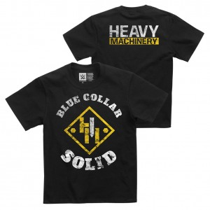 "Heavy Machinery ""Blue Collar Solid"" Youth Authentic T-Shirt"