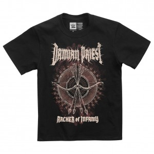 "Damian Priest ""Archer of Infamy"" Youth Authentic T-Shirt"
