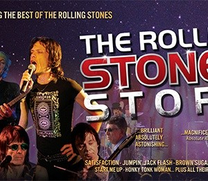 The Rolling Stones Story at King's Theatre Glasgow
