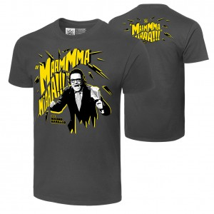 "Mauro Ranallo ""Maammma Miaaa!!!"" Authentic T-Shirt"