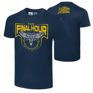 "Lio Rush ""The Final Hour"" Authentic T-Shirt"