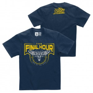 "Lio Rush ""The Final Hour"" Youth Authentic T-Shirt"