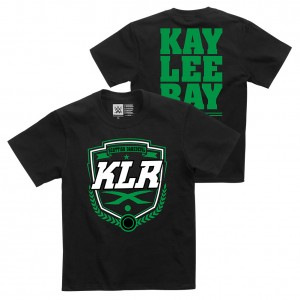 "Kay Lee Ray ""Scottish Daredevil"" Youth Authentic T-Shirt"