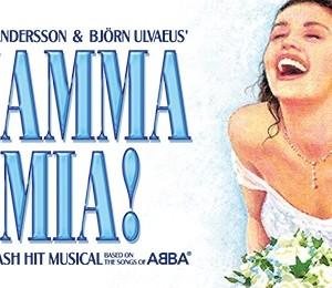 MAMMA MIA! at Bristol Hippodrome Theatre