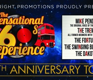 The Sensational 60s Experience at Milton Keynes Theatre