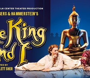The King and I at New Victoria Theatre