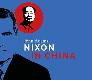 Scottish Opera - Nixon in China Touch Tour at Theatre Royal Glasgow