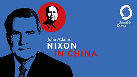 Scottish Opera - Nixon in China Touch Tour at Theatre Royal Glasgow