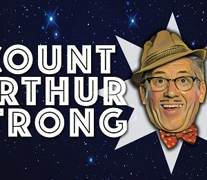 Count Arthur Strong - Is There Anybody Out There? at Theatre Royal Brighton