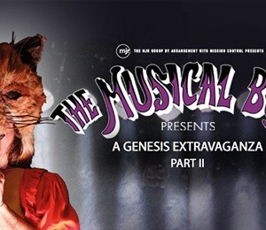 The Musical Box - A Genesis Extravaganza Part II at King's Theatre Glasgow