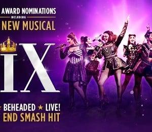 Six at Aylesbury Waterside Theatre